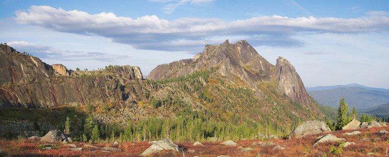 ергаки, каменный замок Каменный замокphoto preview