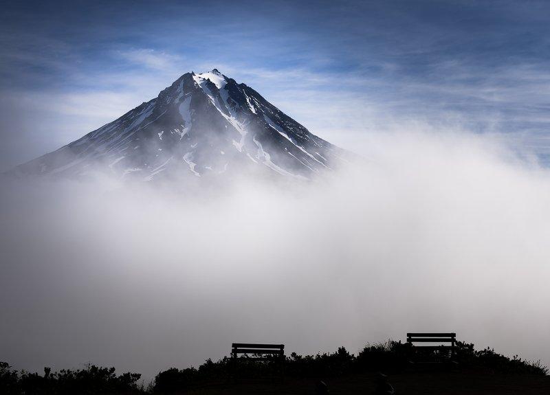 Вилючинкий вулкан. Камчатка.photo preview
