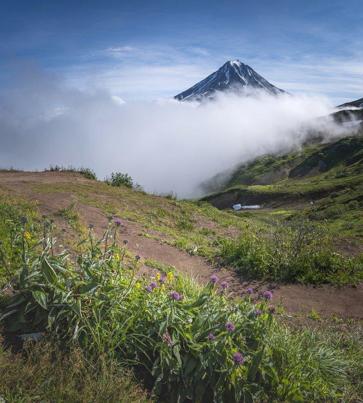 вулкан, камчатка Камчаткаphoto preview
