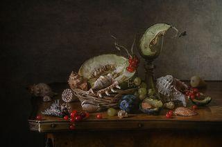 Осенне-морское барокко