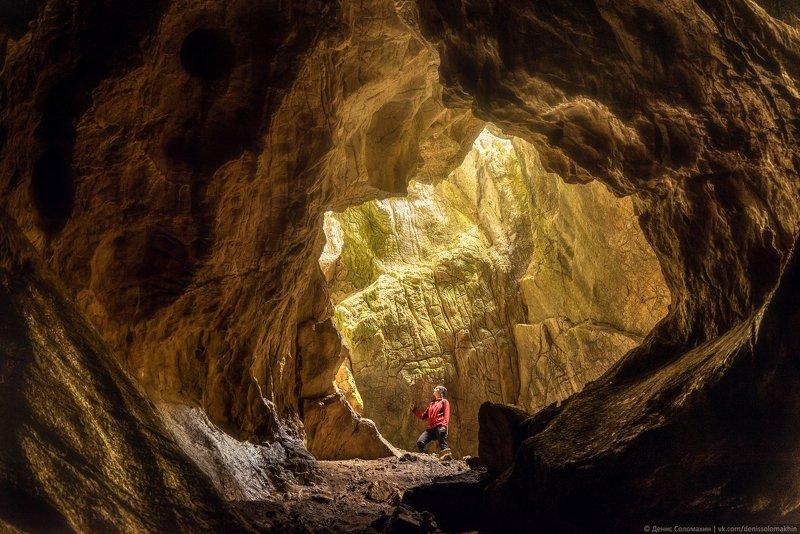 алтайскийкрай, алтай, тигирекскийзаповедник, пещера Пещера Ящурphoto preview