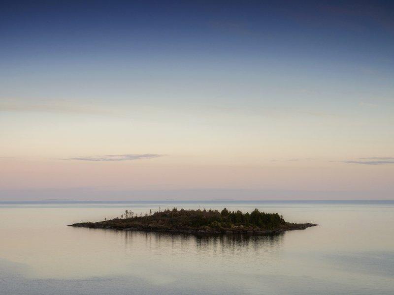 острова ладожских шхерphoto preview