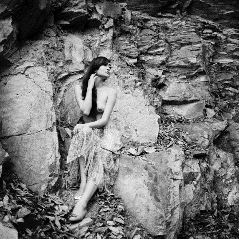 120 film, Hanoi, Kodak, Nude, Photography, Rolleiflex E2, Vietnam Untitledphoto preview