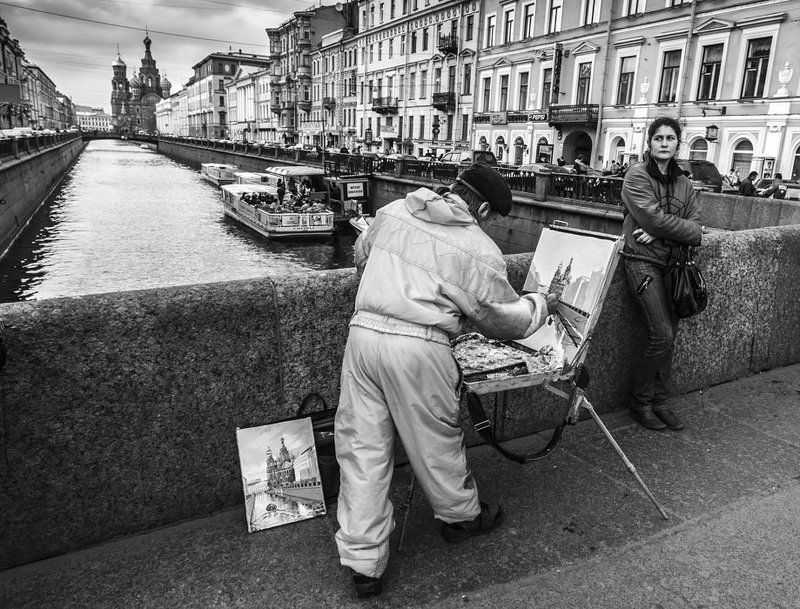 st, petersburg, griboyedov, canal, санкт-петербург, канал, грибоедова on the Griboyedov Canal...photo preview