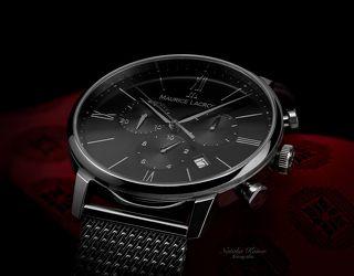 Maurice Lacroix (рус. Морис Лакруа) — марка наручных швейцарских часов класса «премиум»