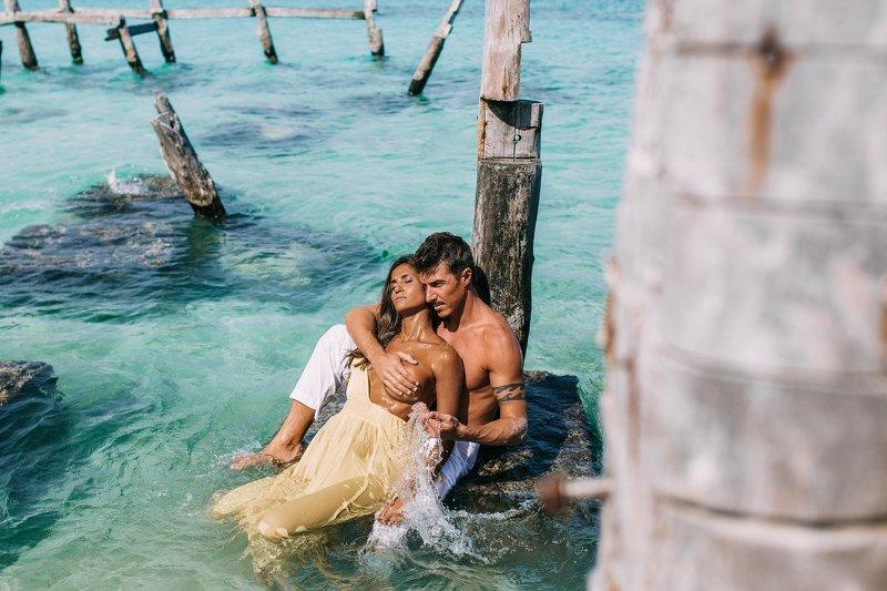 карибы канкун мексика photo preview