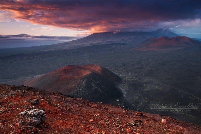 камчатка, kamchatka, толбачик, tolbachik ~ Марсианский пейзаж ~photo preview