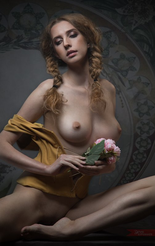 nu, nude, ню Кэтphoto preview