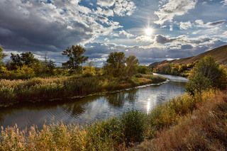 Осенний Урал