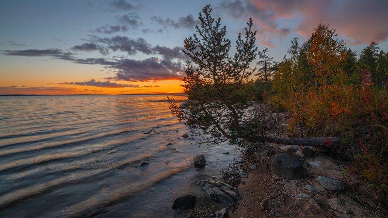 север, кольский, хибины, заполярье, имандра,осень, Осенняя Имандра.photo preview