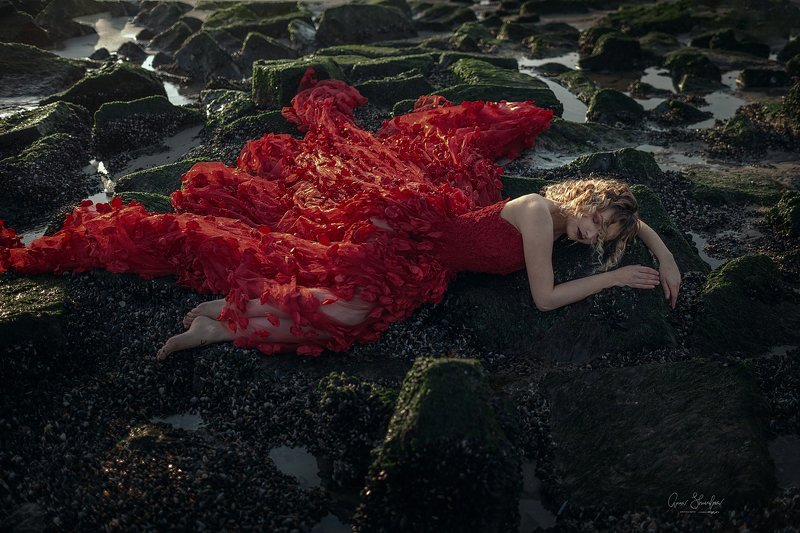 портрет красота девушка арт Аняphoto preview
