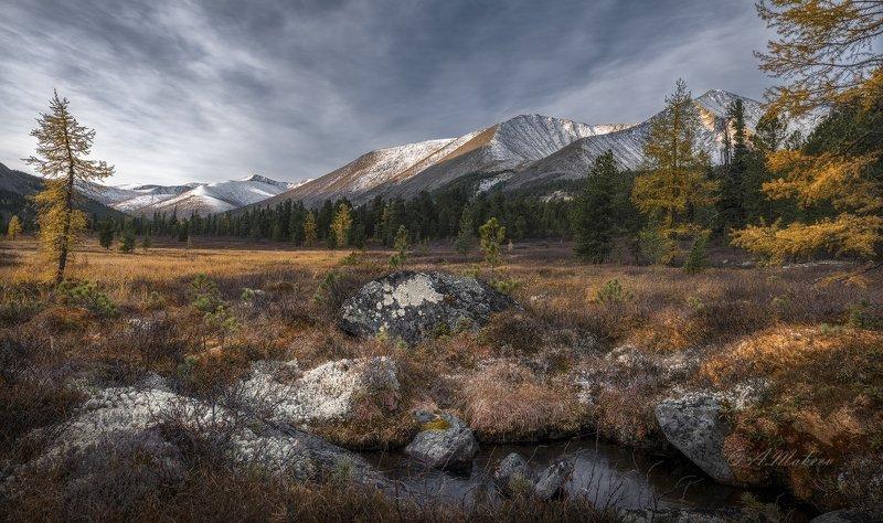 хакасия, горная хакасия, большой он, саянский перевал, позарым Горная Хакасияphoto preview