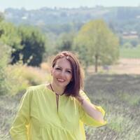 Portrait of a photographer (avatar) Lilia Tkachenko