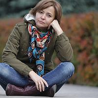 Portrait of a photographer (avatar) Смолянская Евгения (Smolyanskaya Evgeniya)