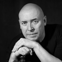 Portrait of a photographer (avatar) Обухов Олег (Oleg Obukhov)
