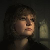 Portrait of a photographer (avatar) zhulevalena