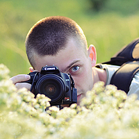 Portrait of a photographer (avatar) KIZILL