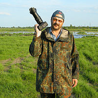 Portrait of a photographer (avatar) Андрей Балабин