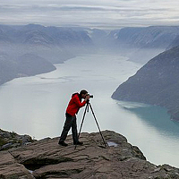 Portrait of a photographer (avatar) Alex Yurko