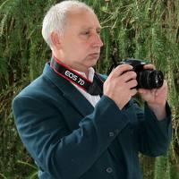 Portrait of a photographer (avatar) Виктор Зандер (Viktor Zander)