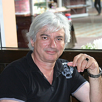 Portrait of a photographer (avatar) Bekelman Boris (Boris Bekelman)