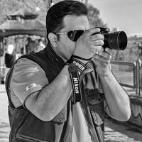 Portrait of a photographer (avatar) Morteza (Morteza Hekmat Maram)