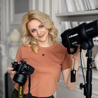 Portrait of a photographer (avatar) Русяева Анастасия (Anastasia Rusyaeva)