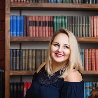 Portrait of a photographer (avatar) Катерина Мельник (Katerina Melnik)