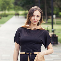 Portrait of a photographer (avatar) Ольга Ра (Olga Ra)