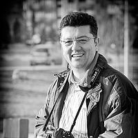 Portrait of a photographer (avatar) mehmet can