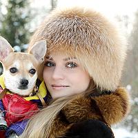 Portrait of a photographer (avatar) Анна Дудник (Anna Dudnik)