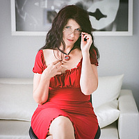 Portrait of a photographer (avatar) Katarzyna Gritzmann (Catherine)