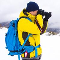 Portrait of a photographer (avatar) WANG QIAN