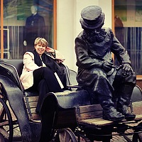 Portrait of a photographer (avatar) Шумкова Элина (Elina Shumkova)