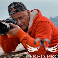 Portrait of a photographer (avatar) Виктор Лебедь (Victor Lebed)