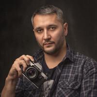 Portrait of a photographer (avatar) Вышарь Максим (Maksim Vyshar)