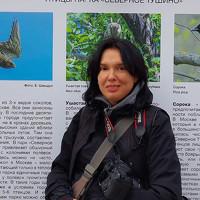 Portrait of a photographer (avatar) Швыдун Елена (Elena Shvydun)