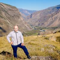 Portrait of a photographer (avatar) Потапов Александр (Potapov Aleksander)