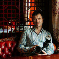 Portrait of a photographer (avatar) Gene Oryx