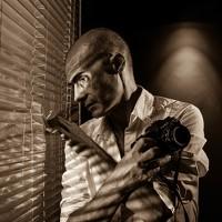Portrait of a photographer (avatar) espressive photography (photography espressive)