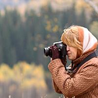 Portrait of a photographer (avatar) Курочкина Диана