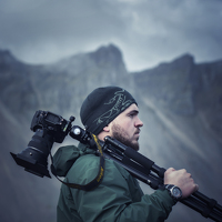 Portrait of a photographer (avatar) Genadi Dochev