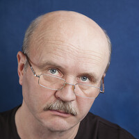Portrait of a photographer (avatar) Кривенко Владимир (Владимир Кривенко)