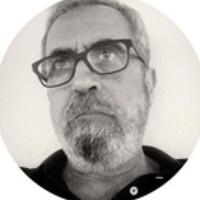 Portrait of a photographer (avatar) mustafa yagci