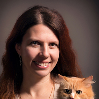 Portrait of a photographer (avatar) Войнич Юлия (Julia Voinich)