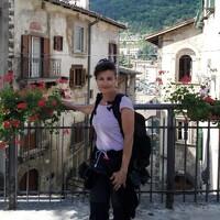 Portrait of a photographer (avatar) Righi Eugenia (Eugenia Righi)