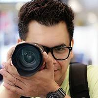 Portrait of a photographer (avatar) Visoot Uthairam