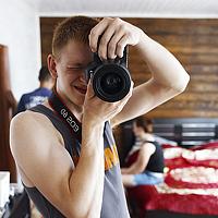 Portrait of a photographer (avatar) Артур (Гринкевич)