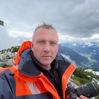 Portrait of a photographer (avatar) Дмитрий Рябцев (Dmitrijs Rjabcevs)