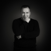 Portrait of a photographer (avatar) Maikl Wet